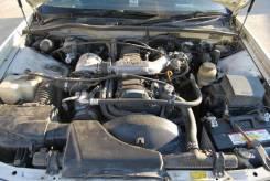 Двигатель в сборе. Toyota Mark II Двигатель 2LTE