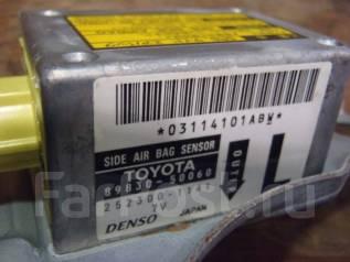 Датчик airbag. Toyota Celsior, UCF30, UCF31 Двигатель 3UZFE