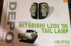 Стоп-сигнал. Mitsubishi L200 Mitsubishi Triton