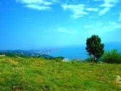 Участок с видом на море, для Коттеджного поселка или Виллы. 4 720 кв.м., собственность, электричество, вода, от агентства недвижимости (посредник)
