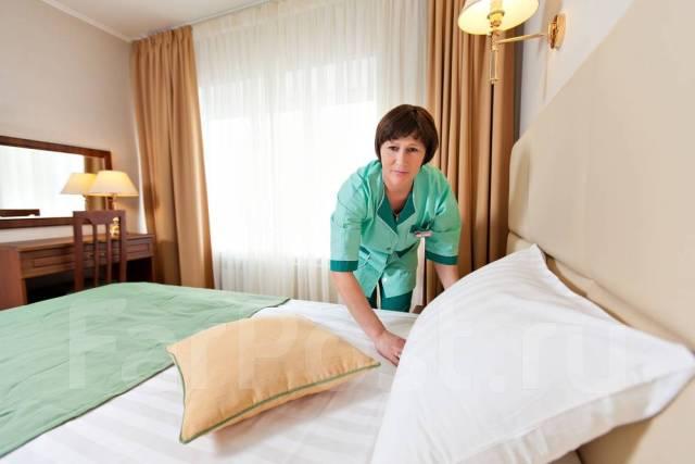 работа гардеробщицей в отеле