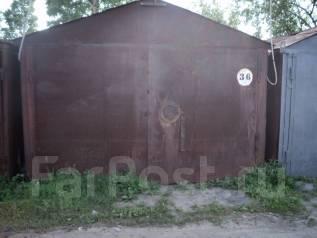 Гаражи металлические. улица Радищева 2, р-н Индустриальный, 20 кв.м., электричество