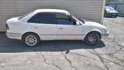 Toyota Sprinter. Продам ПТС седан АЕ91 белый!