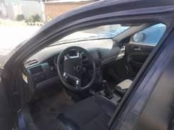 Безопасность Chevrolet Epica (Эпика)