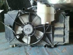 Радиатор охлаждения двигателя. Toyota: Yaris, Echo Verso, Echo, Yaris Verso, Probox, Succeed Двигатель 1NDTV