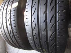 Pirelli P Zero Nero. Летние, 2014 год, износ: 5%, 2 шт