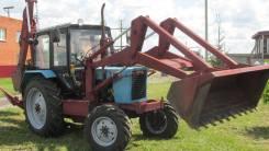 МТЗ 82.1. Продам экскаватор ЭО-2626 на базе трактора МТЗ-82
