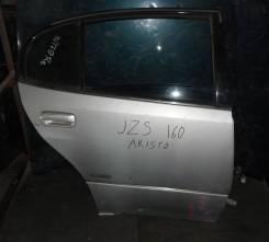 Дверь Toyota Aristo JZS160 задняя правая