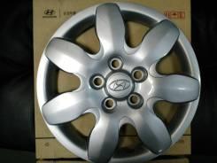 """Колпак Hyundai 52960-2H000 R15. Диаметр 15"""", 1 шт."""
