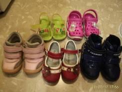 Продам детскую обувь. 22, 23, 25