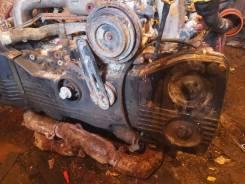 Двигатель в сборе. Subaru Legacy Subaru Legacy Grand Wagon Двигатель EJ25