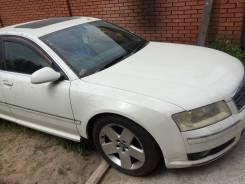 Audi A8. 3D
