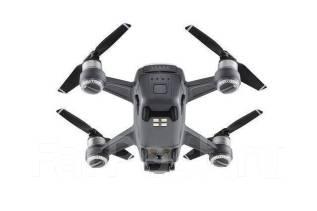 Маленький, Доступный! Квадрокоптер DJI Spark Fly More Combo. В iStudio