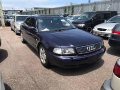Audi A8. D2, ABZ