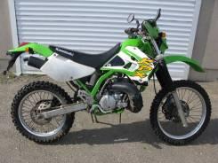 Kawasaki KDX 125SR. 220 куб. см., исправен, птс, с пробегом