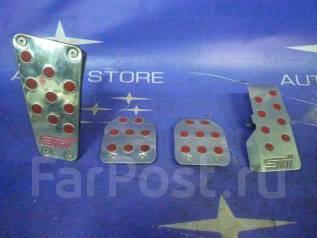 Накладка на педаль. Subaru Forester, SG5, SF5, SG9, SG, SF6, SG9L, SF9, SG69, SG6 Двигатели: EJ20, EJ255, EJ203, EJ25, EJ204, EJ201, EJ20J, EJ251, EJ2...