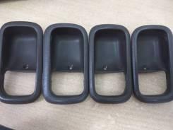 Накладка на ручки дверей. Toyota Cressida, MX81, GX81, LX80, MX83, RX80, RX81 Toyota Mark II, GX81 Toyota Chaser, GX81 Toyota Cresta, GX81 Двигатели...