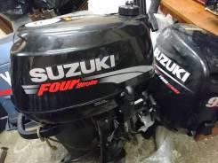 Suzuki. 4,00л.с., 4-тактный, бензиновый, нога S (381 мм), Год: 2008 год