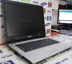 """Samsung. 15.4"""", 2,0ГГц, ОЗУ 2048 Мб, диск 60 Гб, WiFi, аккумулятор на 1 ч."""