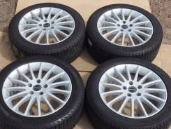 №2222 225/50R17 Michelin + диски Borbet [Hakolecax]. 7.5x17 5x112.00 ET46