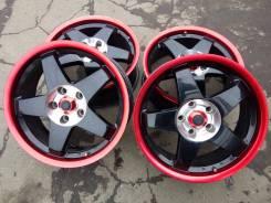 Bridgestone Alpha. 7.0x17, 5x114.30, ET35, ЦО 71,3мм.