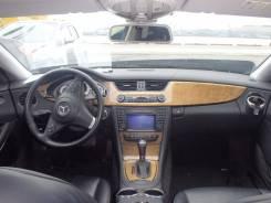 Панель салона. Mercedes-Benz CLS-Class