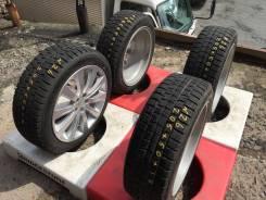 Dunlop Winter Maxx WM01. Всесезонные, 2012 год, износ: 5%, 4 шт