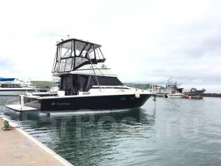 Aренда cкоростного катера 12 метров от компании Marinzip. 12 человек