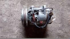 Компрессор кондиционера. Nissan Skyline, HR32, ER32, HCR32, HNR32, ECR32 Двигатели: RB20DT, RB20DE, RB25DE, RB20D, RB20DET