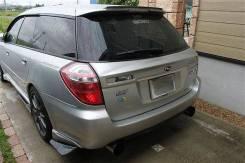 Накладка на дверь багажника. Subaru Legacy, BPH, BP9, BP, BP5, BPE. Под заказ