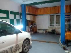 Гаражи кооперативные. улица Космонавтов 3, р-н Тихая, 110 кв.м., электричество, подвал. Вид изнутри