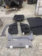 Обшивка багажника. Mercedes-Benz CLS-Class