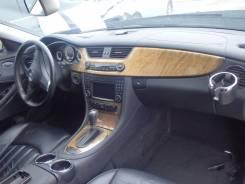 Ковровое покрытие. Mercedes-Benz CLS-Class