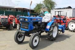 Iseki TX. Мини трактор из Японии