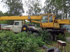 Урал Ивановец. Продам автокран, 14 000 кг., 14 м.