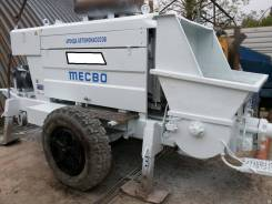 Mecbo. Бетононасос CAR P4.65 APV/ D в Мирном, 6 000 куб. см., 100 м.
