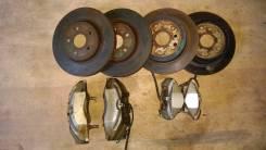 Рабочая тормозная система. Toyota Celsior, UCF30, UCF31 Lexus LS430, UCF30, UCF31