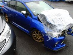 Крыло. Subaru Impreza
