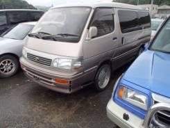 Toyota Hiace. KZH100G, 1KZTE