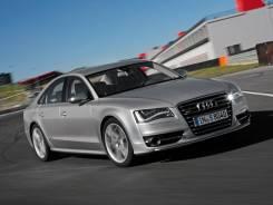 Чип-тюнинг Audi S8 D4 4H