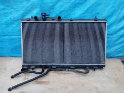 Радиатор охлаждения двигателя. Subaru Legacy Lancaster, BHE Двигатель EZ30