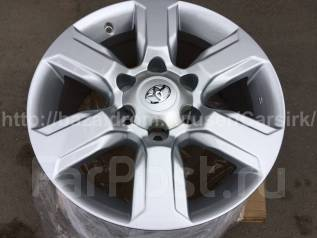 Toyota. 7.5x17, 6x139.70, ET30, ЦО 106,2мм.
