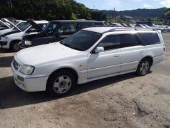 Nissan Stagea. WGNC34, RB25DE