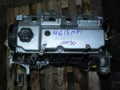 Крышка головки блока цилиндров. Mitsubishi Lancer Cedia Двигатель 4G15