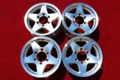 Mitsubishi. 6.0x15, 6x139.70, ET22, ЦО 110,0мм.