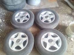 Toyota. 5.25x13, 4x100.00, 4x114.30, ET38, ЦО 60,0мм.