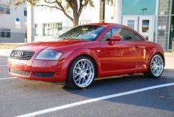 Чип-тюнинг Audi TT 8N