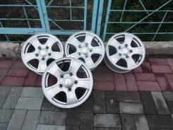Chevrolet. 6.5x16, 5x139.70, ET40, ЦО 98,5мм.