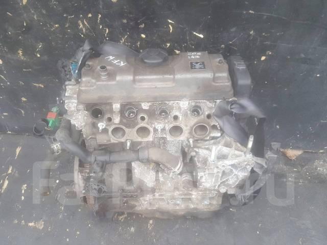 Двигатель 1.4B KFW (TU3JP) на Citroen