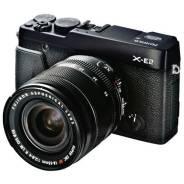 Fujifilm X-E2. 15 - 19.9 Мп, зум: 14х и более